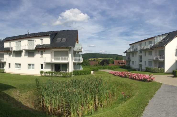 Top möbiliertes Ferienappartement im Golfresort Hebelhof in Bad Bellingen