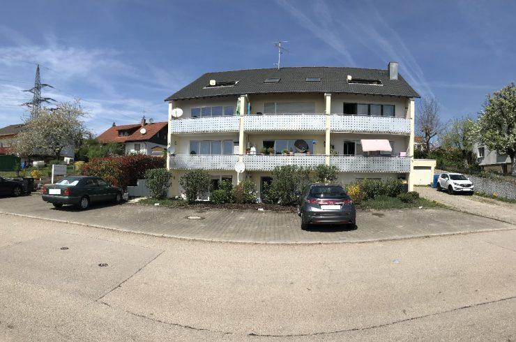 1 Zimmer-Appartement in Grenzach-Wyhlen/OT Rührberg zu vermieten